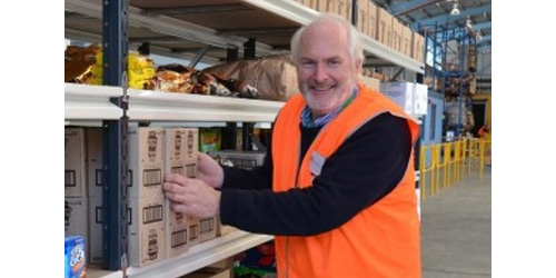 Peter Mathews FoodShare