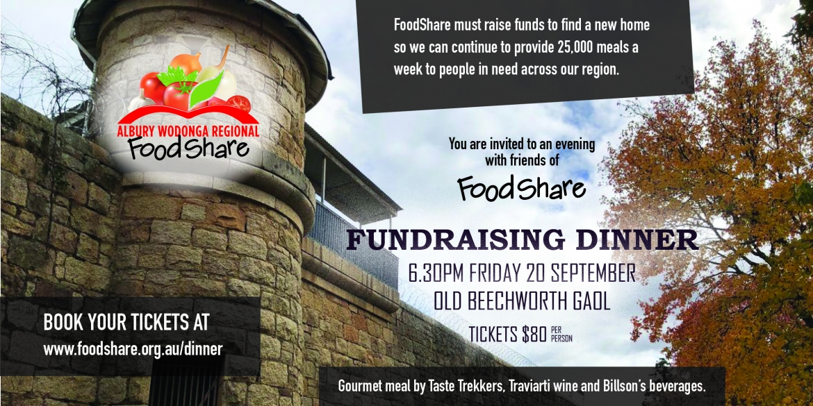 Friends of FoodShare Fundraising Dinner
