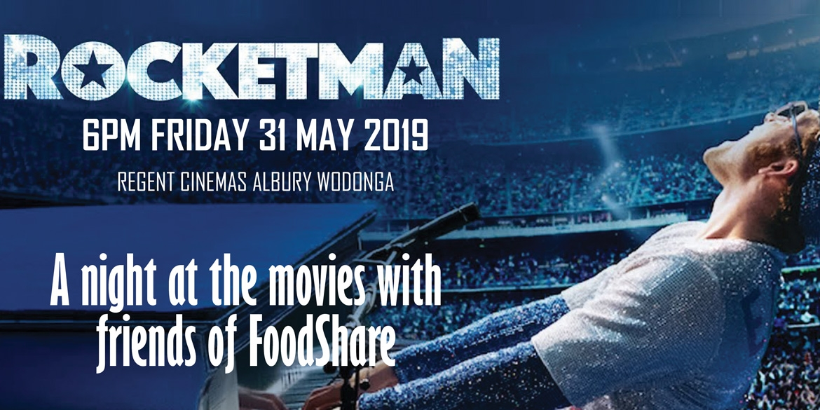 Fundraising Event - Rocketman
