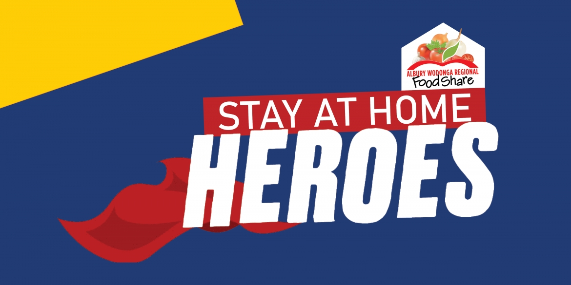 Stay at home heroes