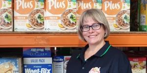 Nicole joins the FoodShare team